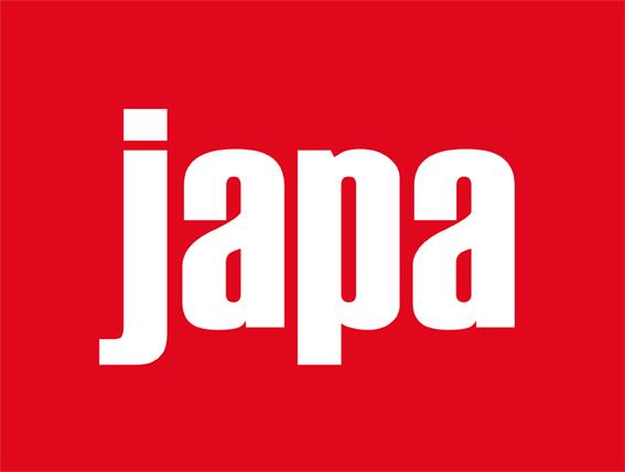 Japa® iekārtas un rezerves dalas