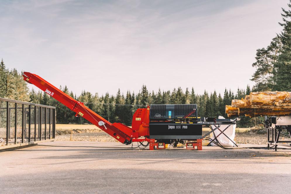 Malkas iekārta JAPA 365 PRO ar džoistika vadību